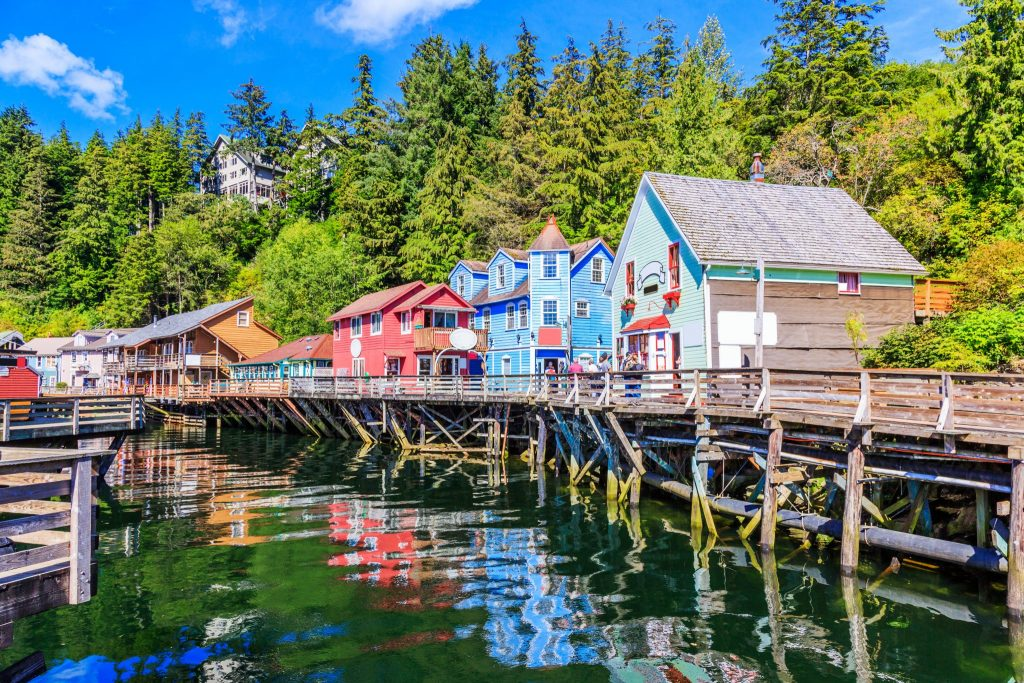Things To Do In Ketchikan: One Day Visit On An Alaskan Cruise