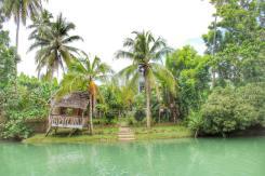 Lobok River in Bohol