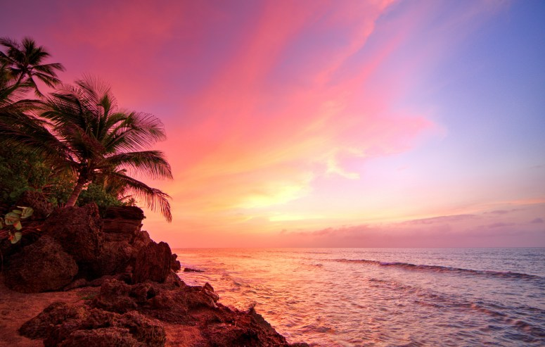 Sunset de Rincón Photo by:Kevin Dinkel CC License: https://creativecommons.org/licenses/by-sa/2.0/