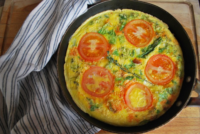 easy-frittata-hot-out-of-the-oven