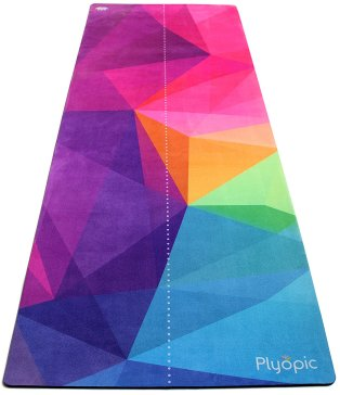 plyopic yoga mat