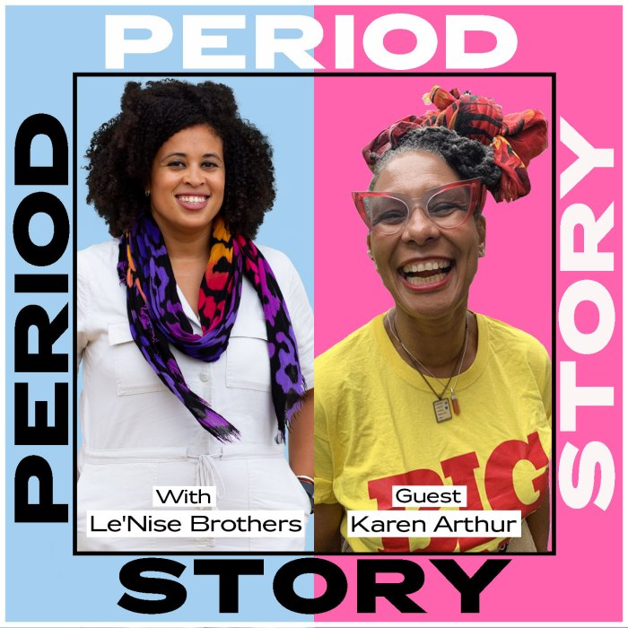 Period Story Podcast, Episode 7: Karen Arthur