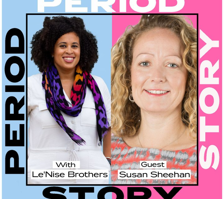 Period Story Podcast Episode 9 Susan Sheehan