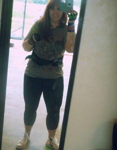 Mandie Selfie