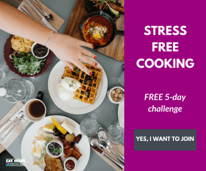 Stress Free Cooking Challenge