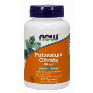 Potassium Supplement for Keto