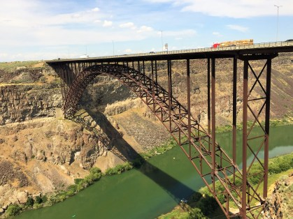 Perine Bridge Twin Falls Idaho