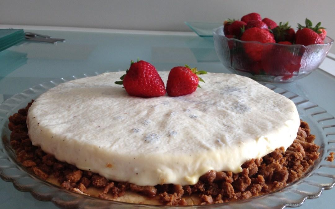 Cheesecake façon Ducasse