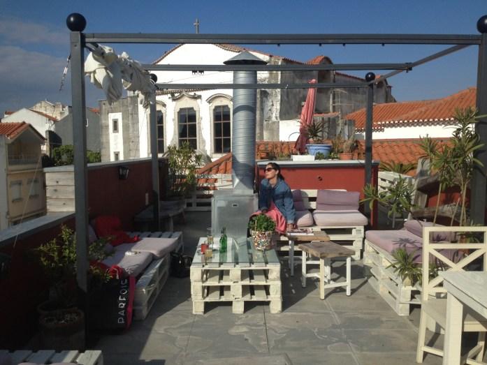 Rooftop cosy du cafe House au Wonders