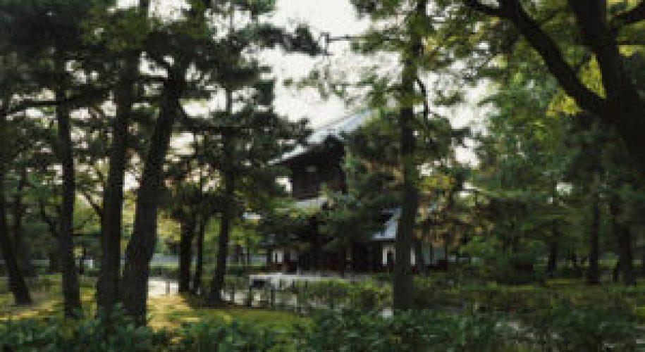 le temple Kodai-ji