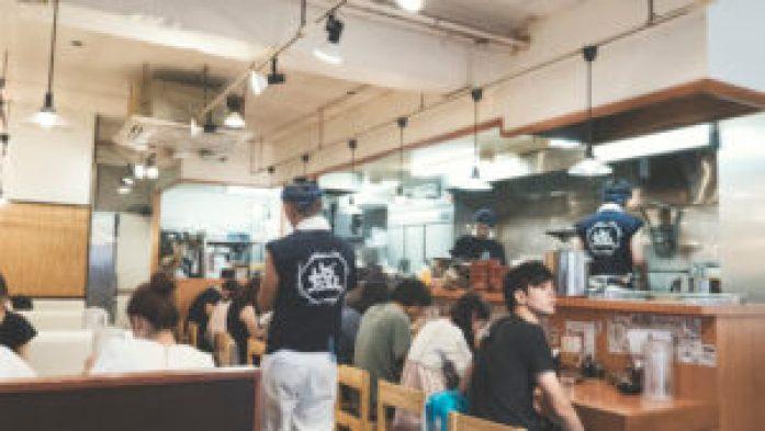 restaurant japonais de ramen
