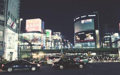 Le coeur de Tokyo et quartier des affaires : Shinjuku