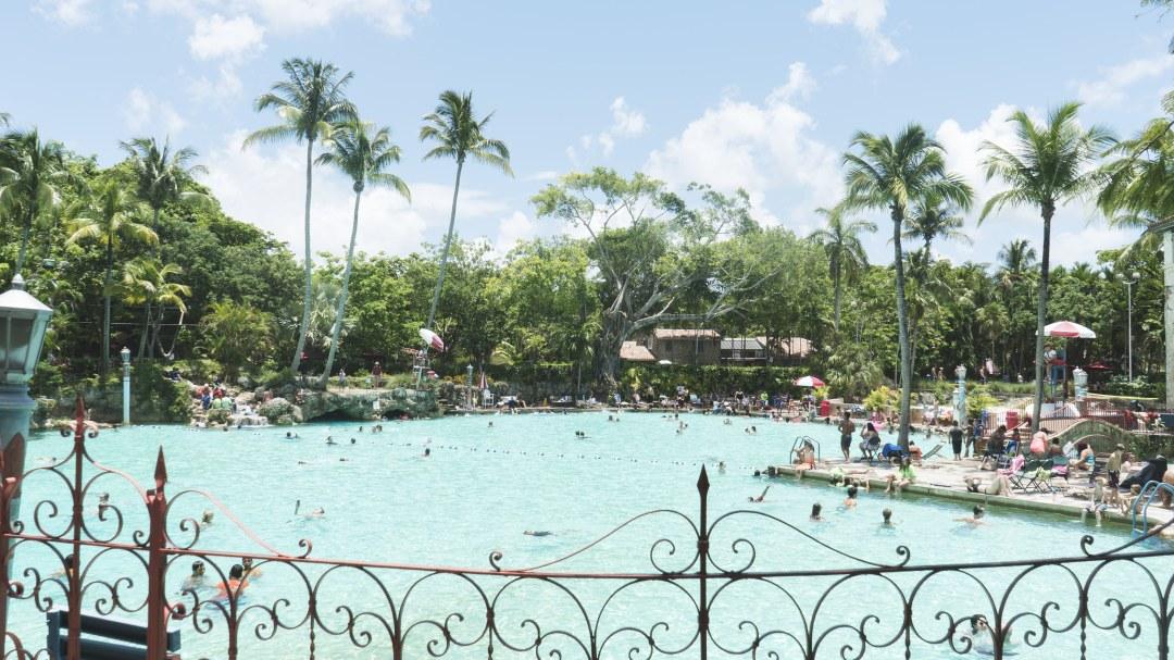 Venitian Pool à Coral Gables