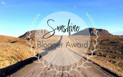 Sunshine Blogger Award : Eatmytravel vous répond?