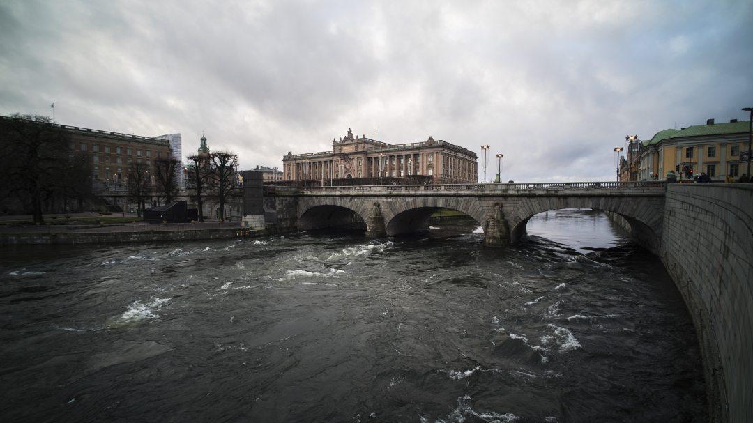 Stockholm et ses ponts