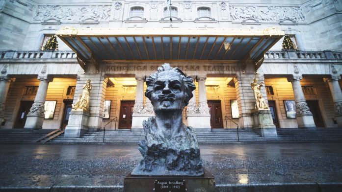 Kungliga Dramatiska Teatern Stockholm