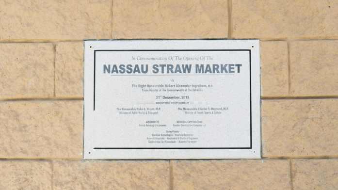 Straw Market