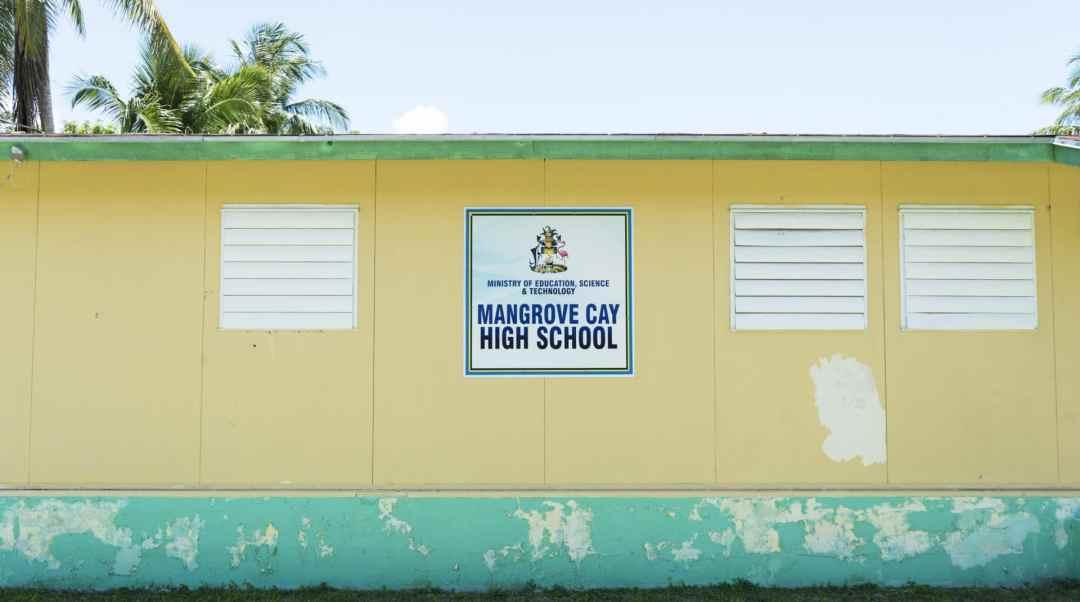 Ecole Mangrove Cay