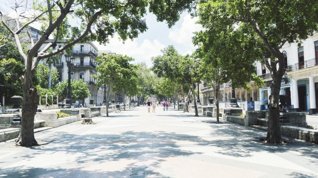Le paseo marti dit Prado