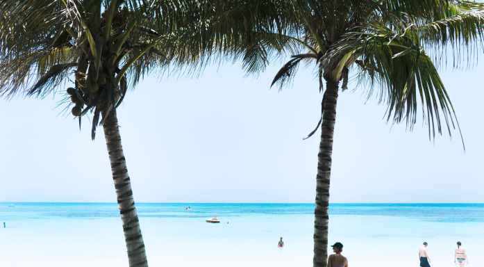 La jolie plage de Cayo Jutias à Cuba