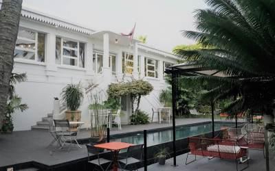 L'Amirauté : maison coloniale, dîner gastronomique et cocktails originaux