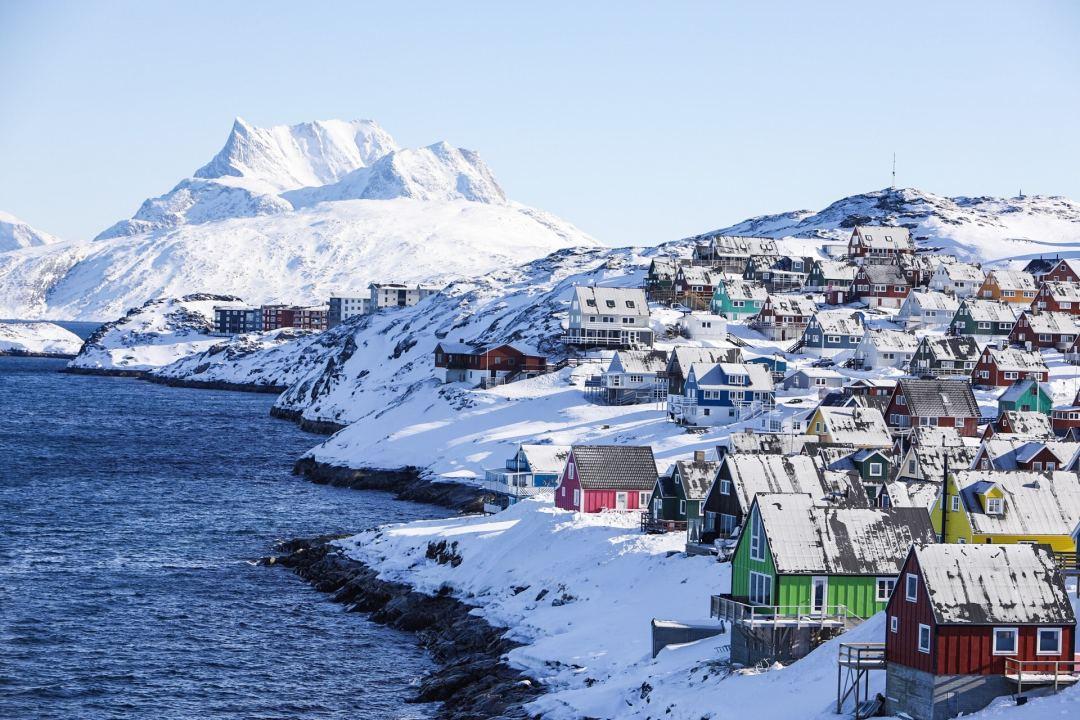 Nuuk au Groenland par Itinera Magica