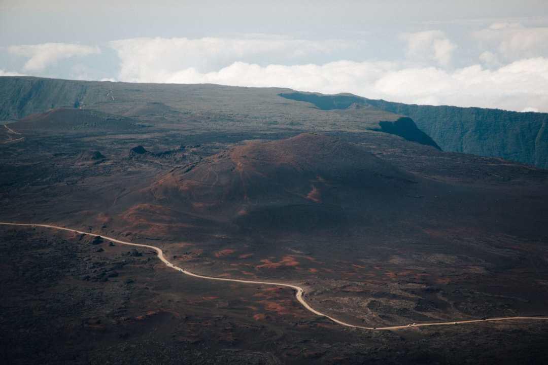 La Réunion par l'oeil d'eos
