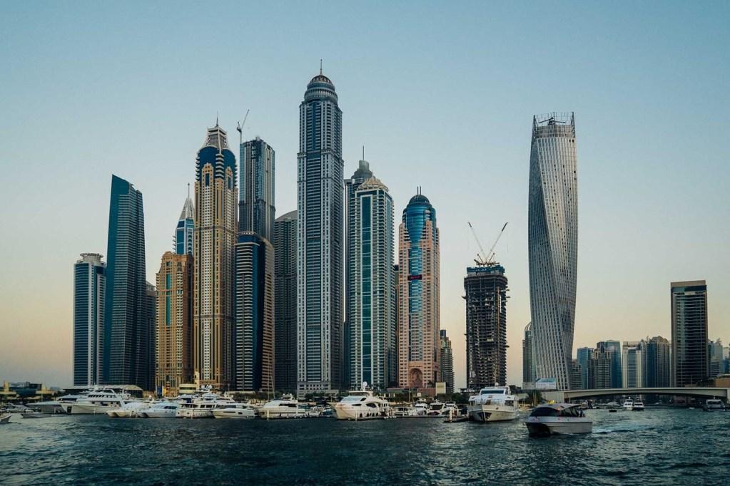 buildings à Dubaï