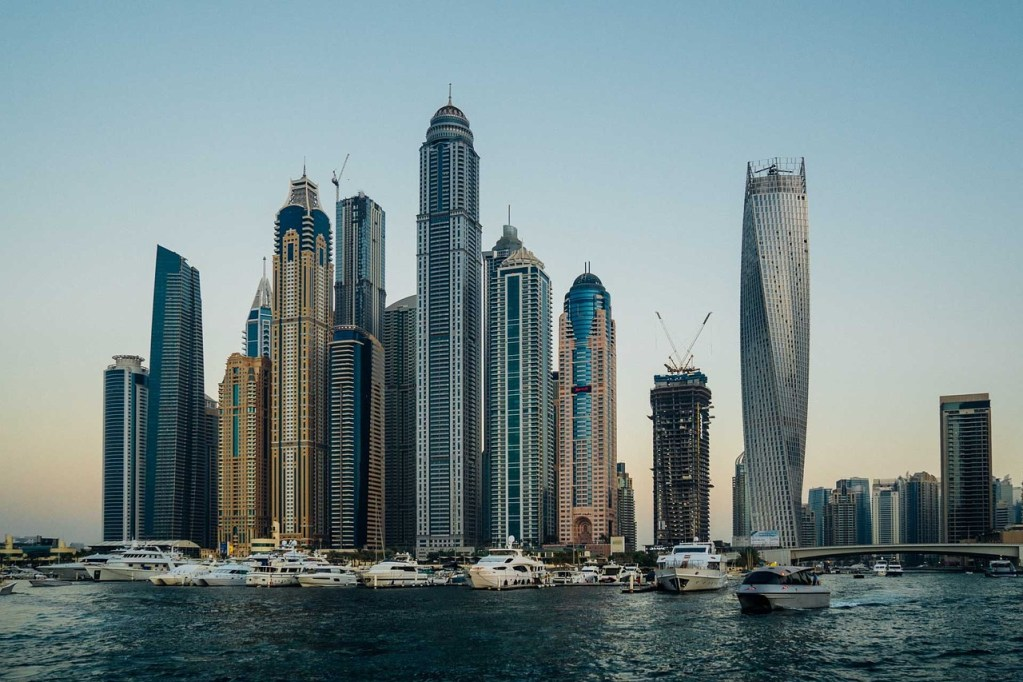 buildings à Dubaï