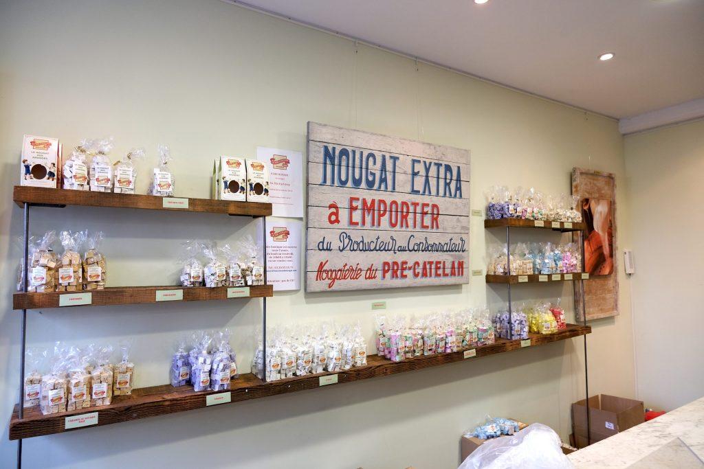 Confiserie du pré Catelan et usine de Nougat lille