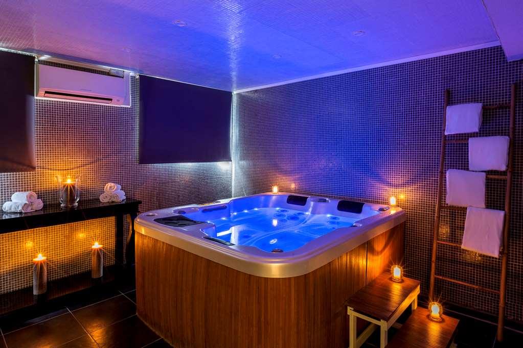 jacuzzi best western urban hotel & spa lille