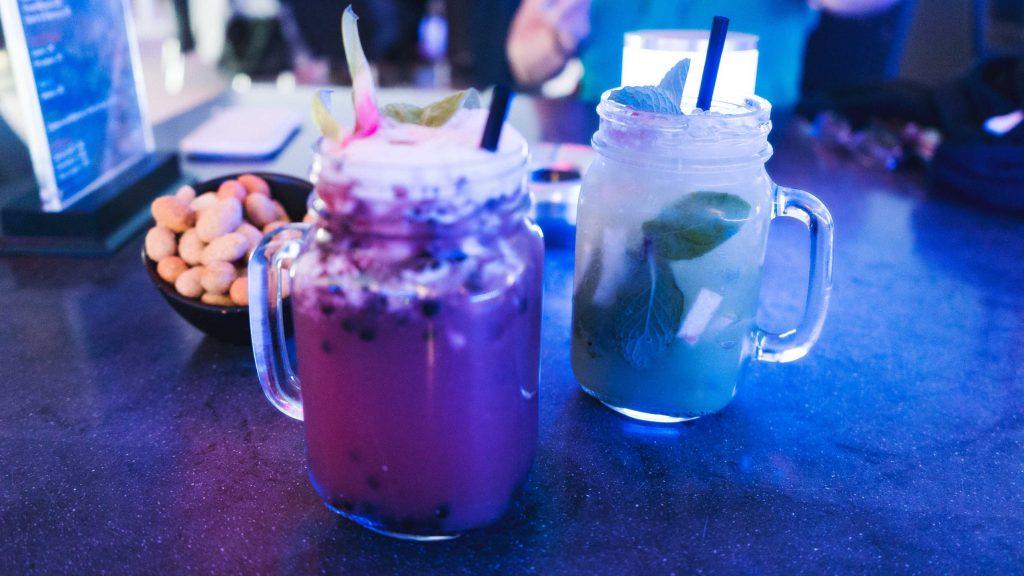 Cocktails du Level 43 Sky Lounge