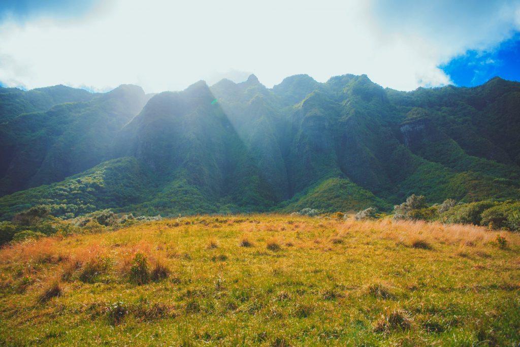 paysages de polynesie