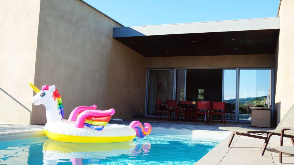 piscine villa de labro