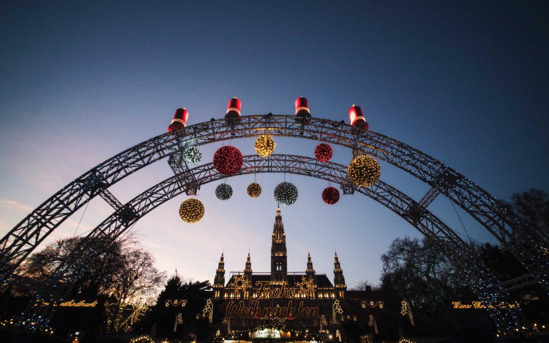 Partir en week-end à Vienne pendant les fêtes
