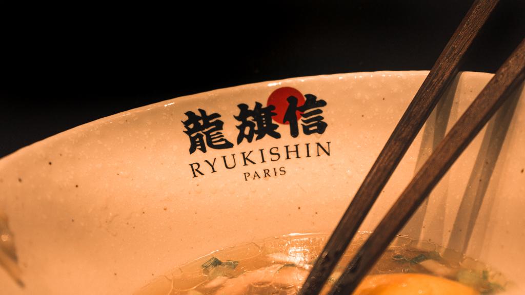 ramen du restaurant Ryukishin