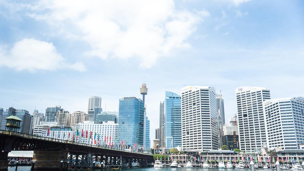 vue de Sydney
