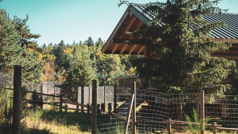 la nature à la vallée d'amarok