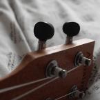 parts of the ukulele
