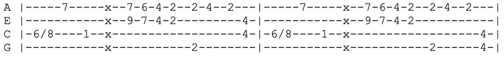 john mayer - slow dancing in a burning room -- - ukulele tabs