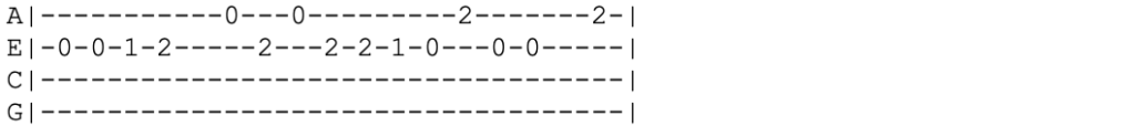 nirvana - come as you are - ukulele tabs