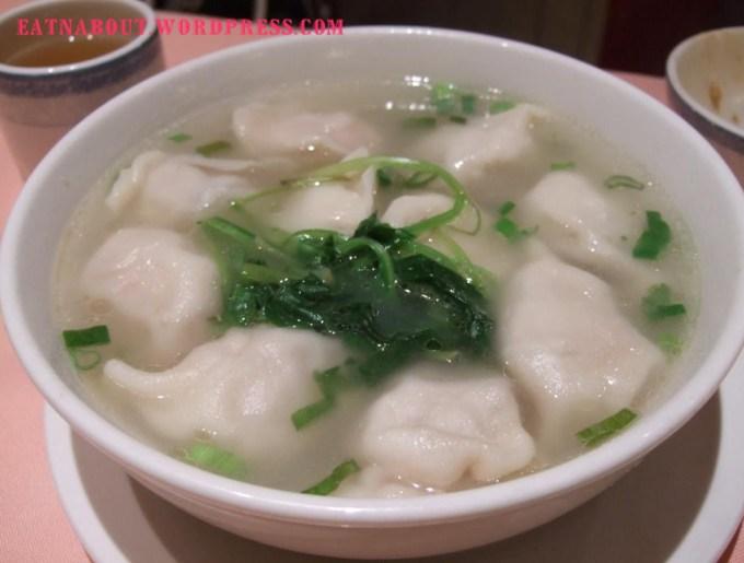 Shanghai House Restaurant: boiled dumplings
