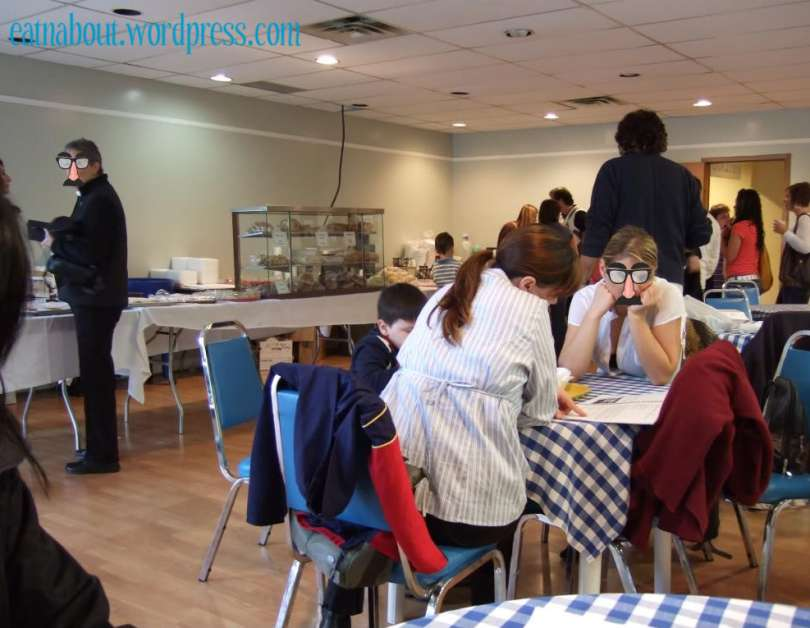 Greek Food Festival Kafenion