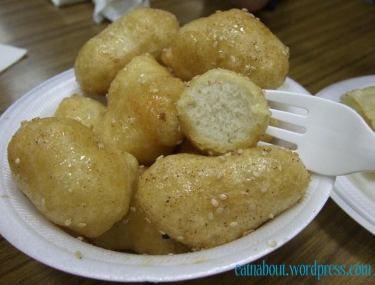 Greek Food Festival: Loukoumades