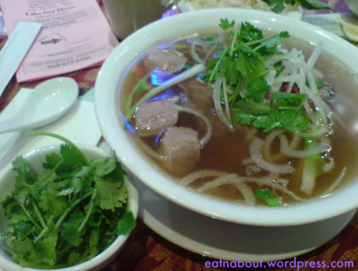 Pho Thai Hoa: House Special Noodle