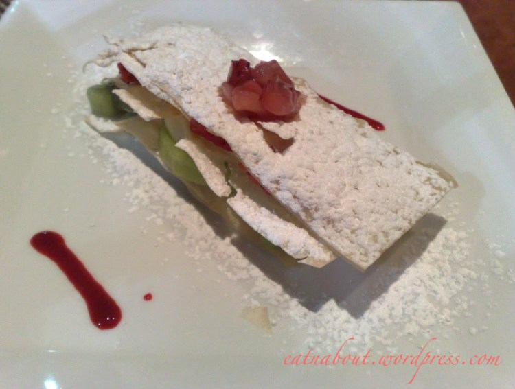 The American Grille: Mille Feuille