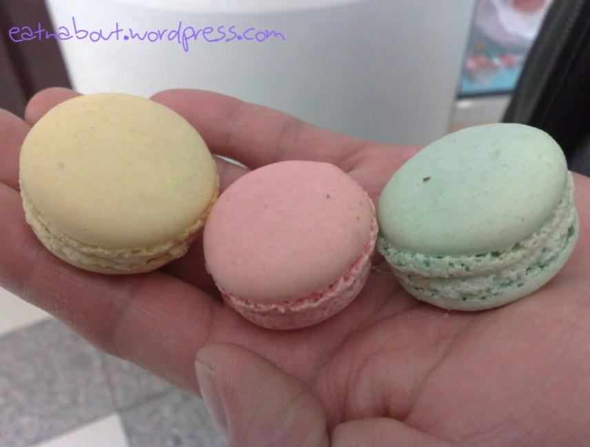 Saint Germain Bakery Macarons