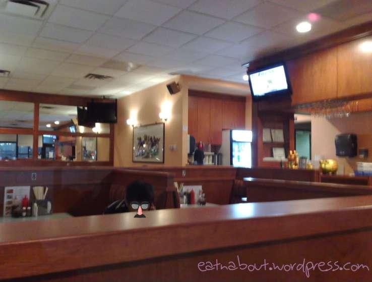 An Nam Restaurant interior