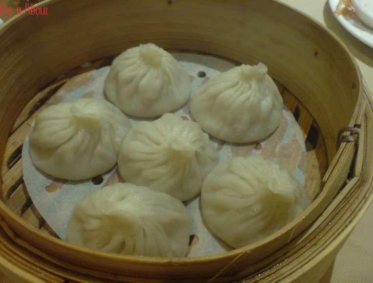 No.1 Shanghai Cuisine: Steamed Shanghai Dumplings