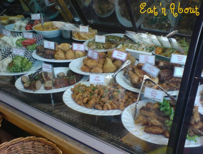Max's Bakery and Delicatessen: Savories